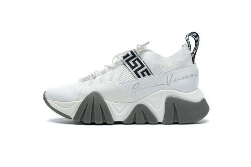 Versace TRIGRECA Jogging White Grey(SP batch)