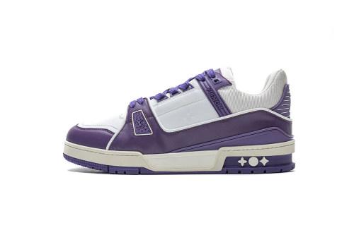 Louis Vuitton 20ss Trainer Purple(SP batch)