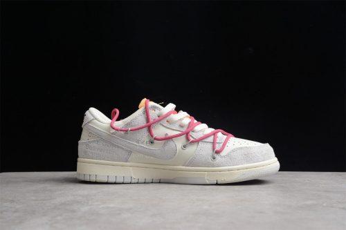 Nike Off-White x Dunk Low 'Dear Summer - 33 of 50' DJ0950-118(SP batch)