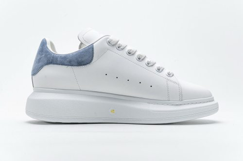 Alexander McQueen Sneaker Smog Blue  553770 9076(SP batch)