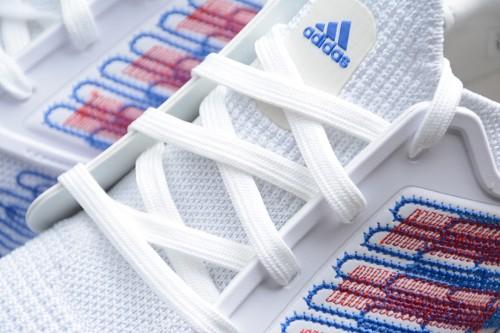adidas Ultra Boost 20 Scarlet Royal Blue FG0712